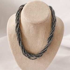 Vintage - Beaded Necklace